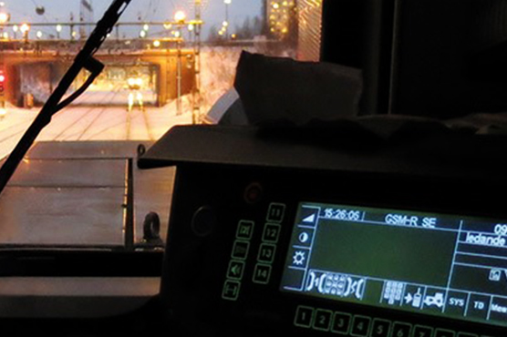Modern day signaling technologies in effective train control and management