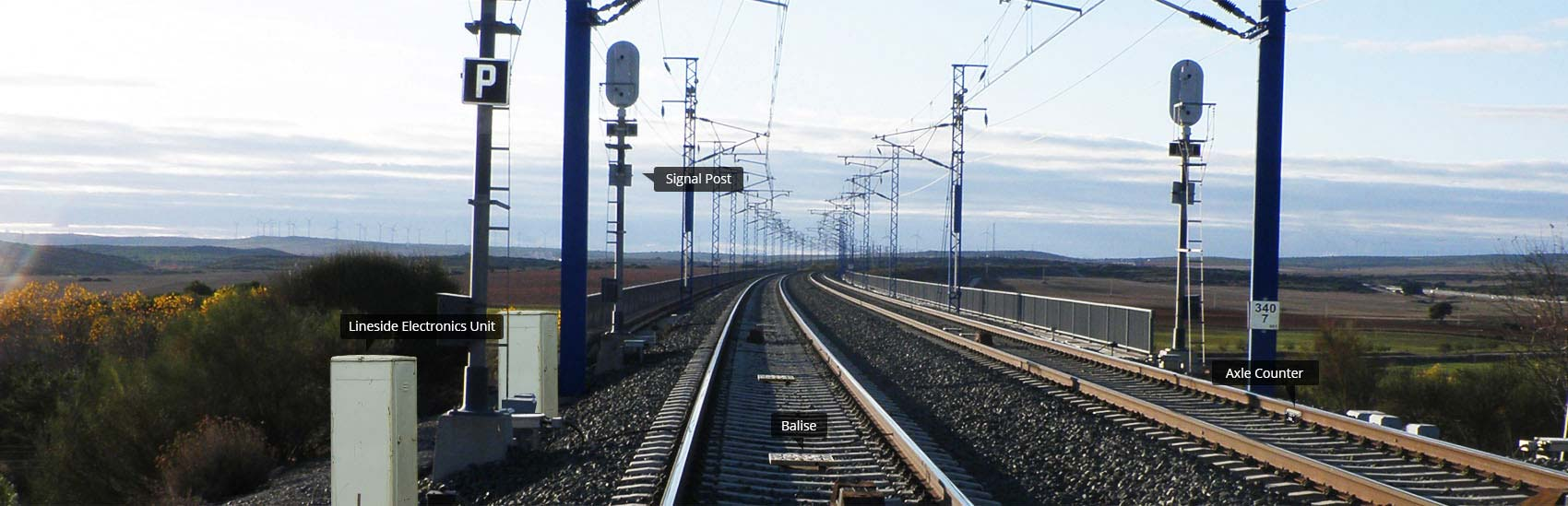 Train Protection and Management Systems solutions